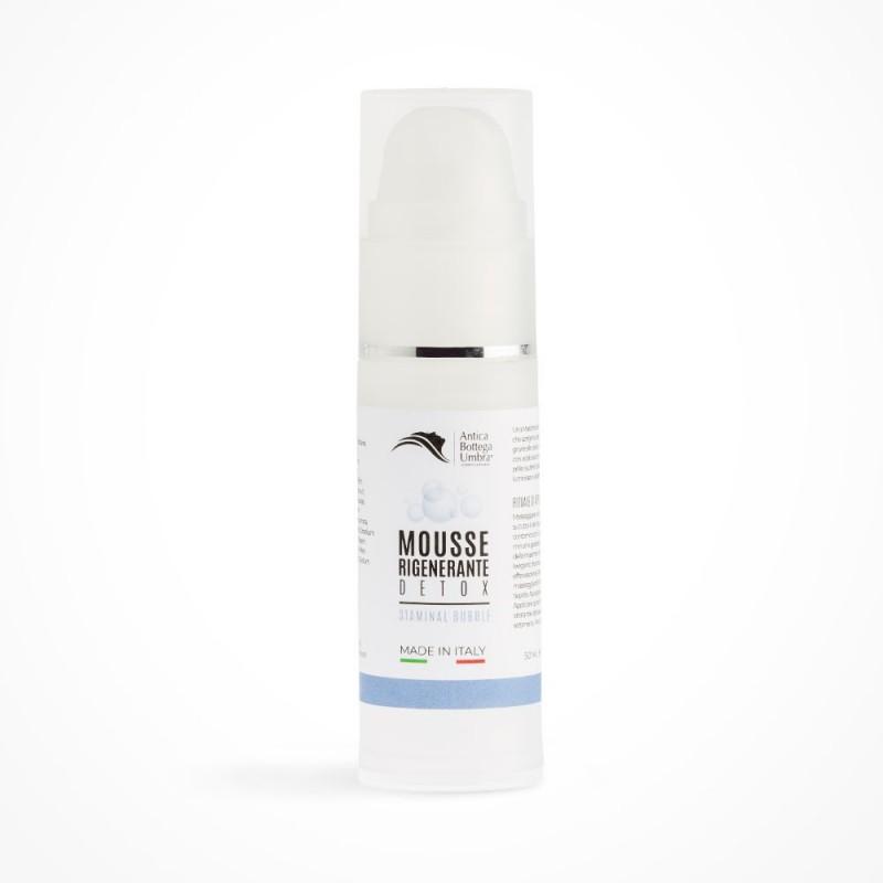 Mousse Bubble Mask Rigenerante